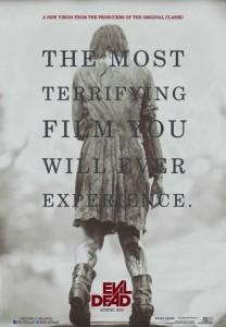 Evil Dead 2013 Movie Poster