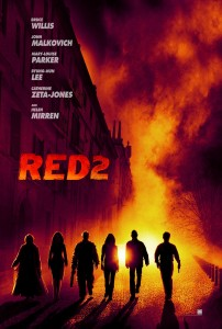 Red 2 2013 Movie Poster
