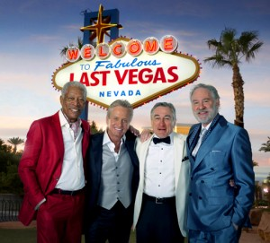 Last Vegas 2013 Movie Poster