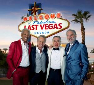 Last Vegas 2013 Movie Poster
