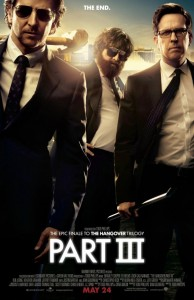 The Hangover III 3 Movie Poster